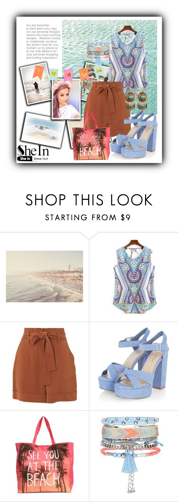 """""""summer sheen 2016"""" by siristorh ❤ liked on Polyvore featuring Whistles and New Look"""