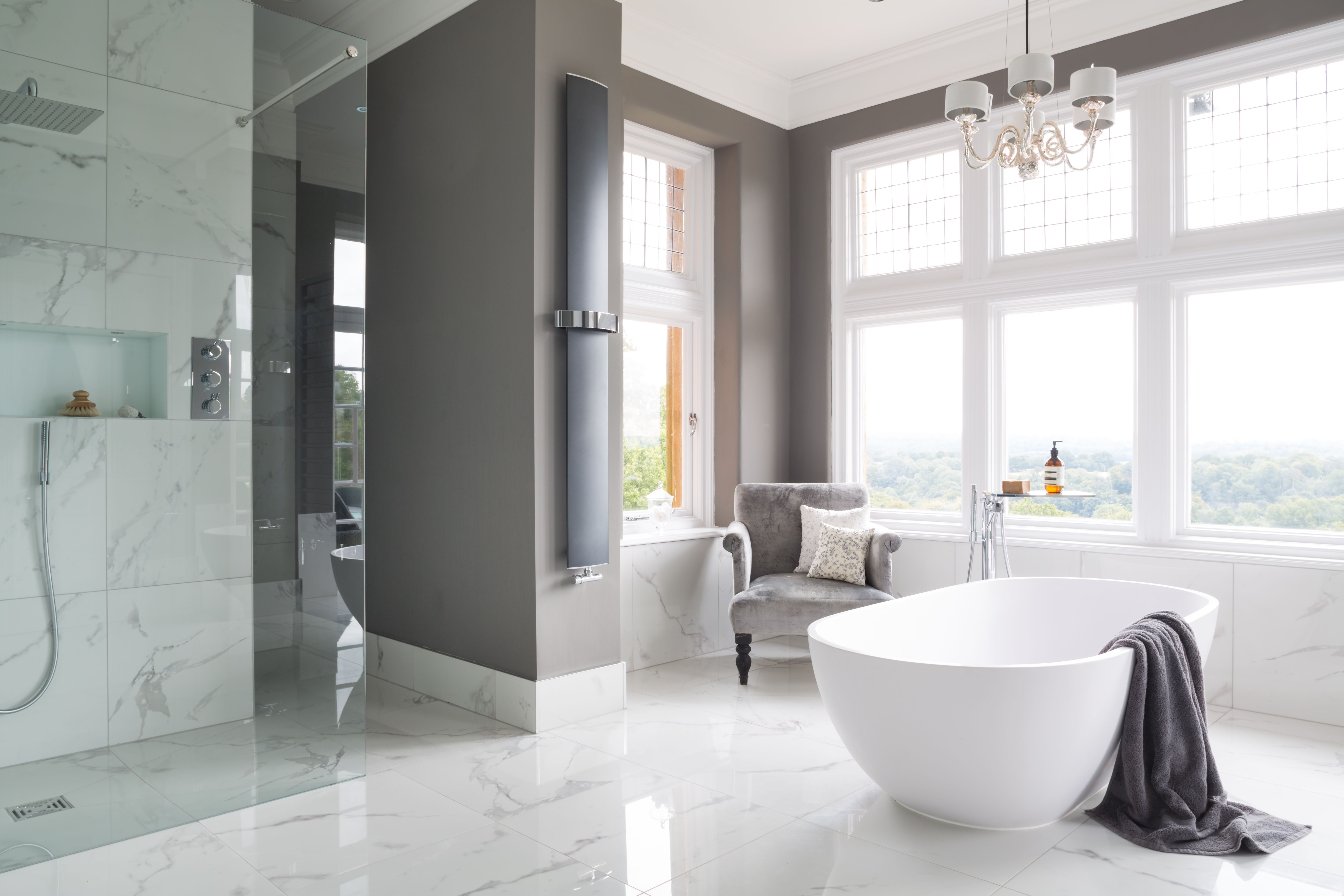 Luxury master ensuite designed by Ripples. #Luxury #Ensuite ...