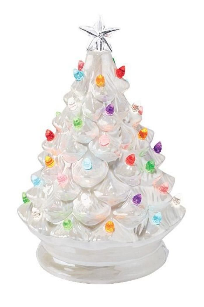 Iconic Avon Vintage Inspired Light-Up Christmas Tree Beautiful Limited edition 2019 iconic Avon light-up Christmas tree. Does this bring back memories?