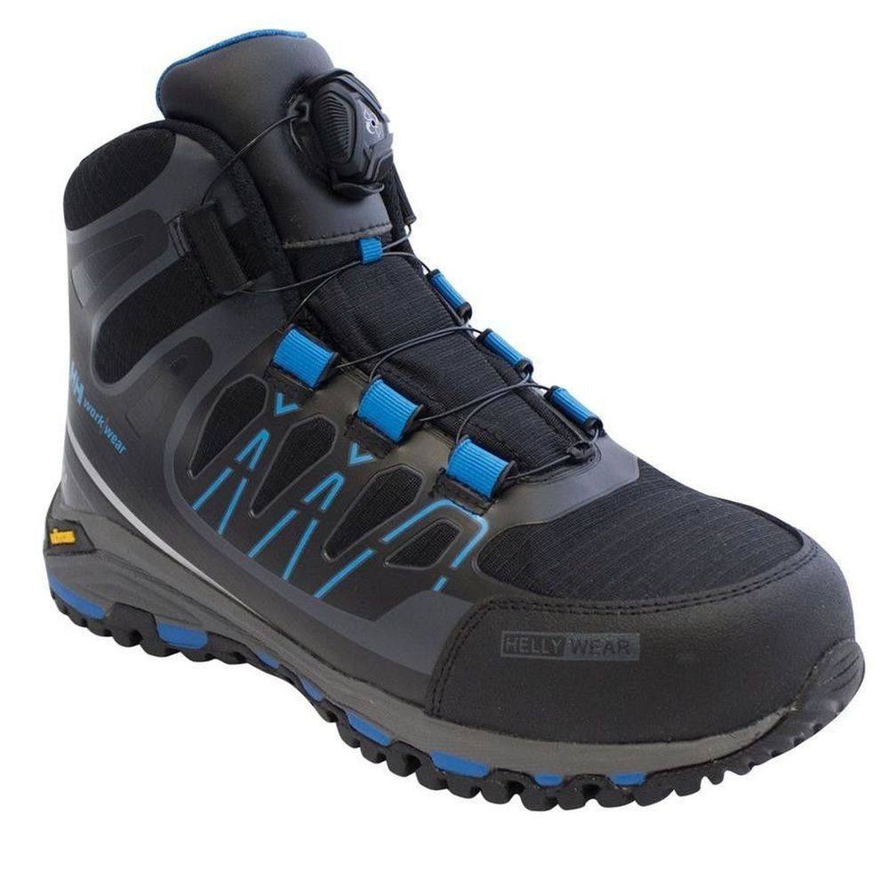 ce07bd7beff Helly Hansen Fjell Mid Boa Work Boots Mens Size 14 M Composite Toe ...