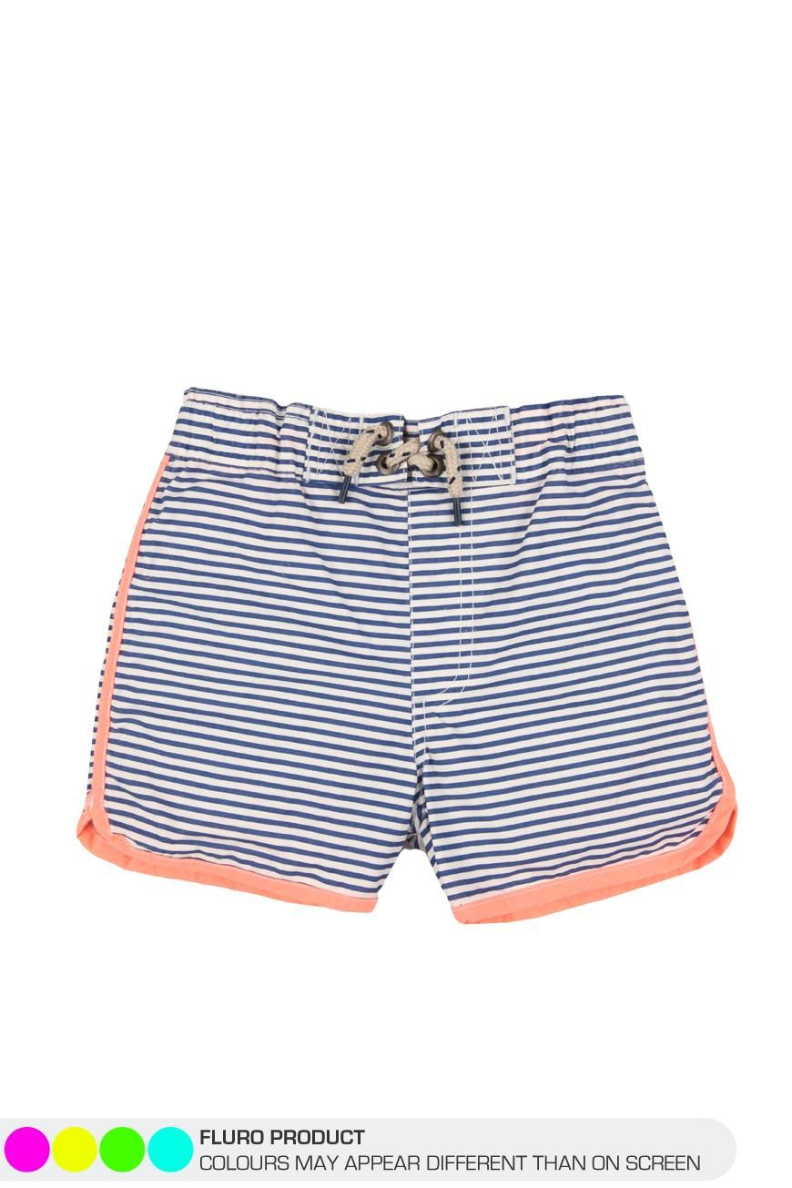 8b13f52145 bobby boardshort | Cotton On | Bennett | Baby kids clothes, Toddler ...