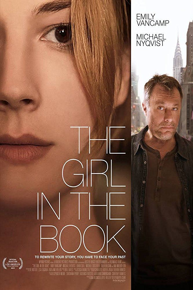 The Girl in the Book | Film review - Pinned down on the page