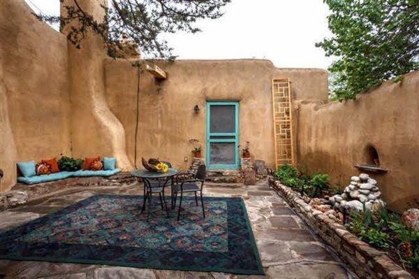 HISTORIC ADOBE ESTATE | New Mexico Luxury Homes | Mansions For Sale | Luxury Portfolio