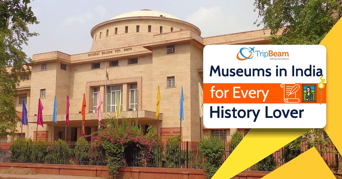 Browse for airfare deals such as cheap flights to India from Canada and explore this country that has preserved its rich cultural heritage in its museums. #BeautifulMuseums #DestinationsinIndia #Historicalmonuments #HistoricalPlaces #Indianmuseums #listoffamousmuseumsinindia #historyofmuseuminindia #anthropologymuseuminindia #smallestmuseuminindia
