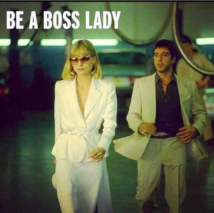 Be a boss lady