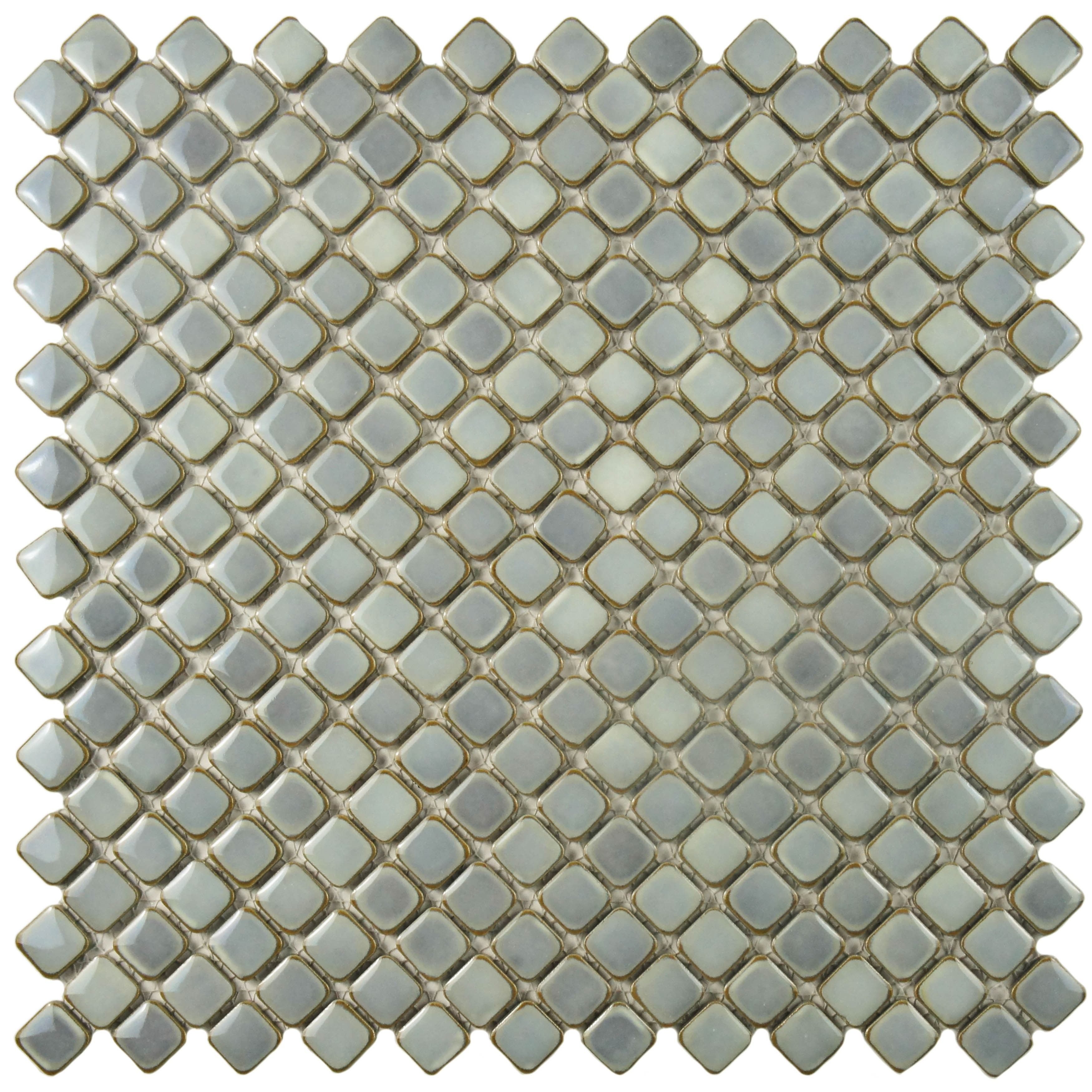 This somertile 12375 x 12375 inch jewel grey eye porcelain this somertile 12375 x 12375 inch jewel grey eye porcelain mosaic floor and wall tile dailygadgetfo Images