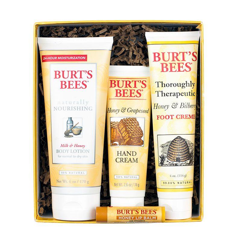 Bee Nourished Honey Gift Set - Burt's Bees