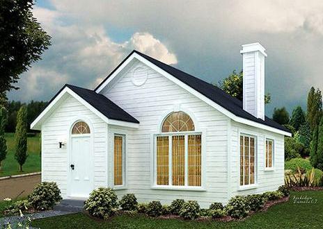 Plano de casa de 50 metros cuadrados - Casas de 50 metros cuadrados ...