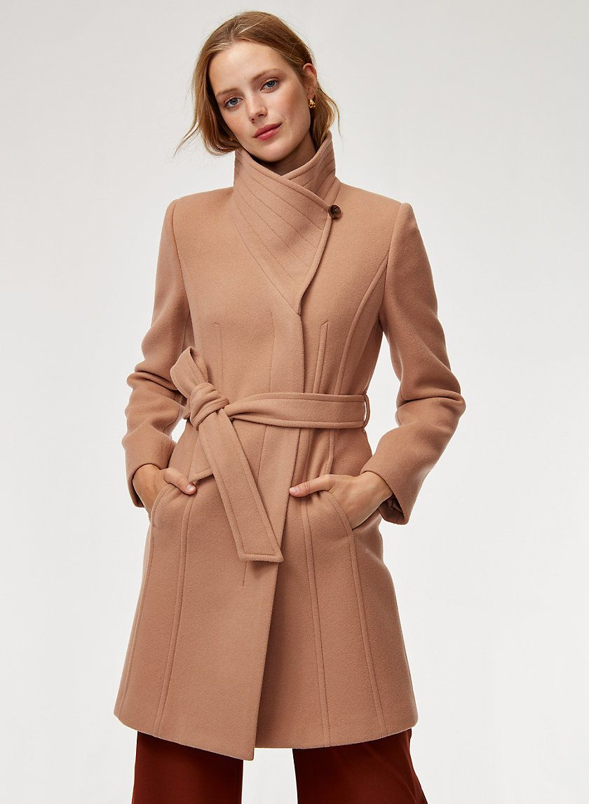 73e12397eff Connor wool coat