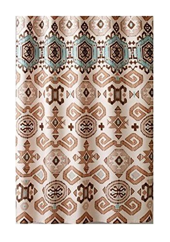 Aztec Fabric Shower Curtain Southwestern Design You Can Find