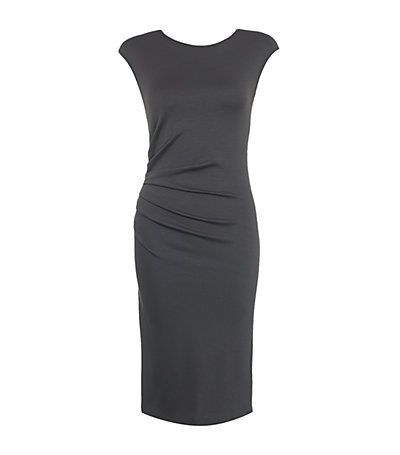 Armani Collezioni Ruched Jersey Dress    £355.00