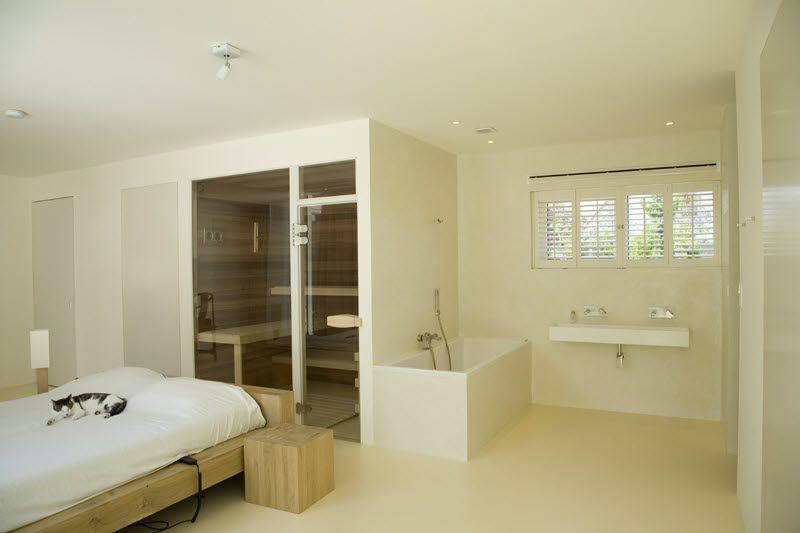 Bedroom Ensuite Designs Classy Villa Bhwhim Architecture  Villas Architecture And Bathtubs Review