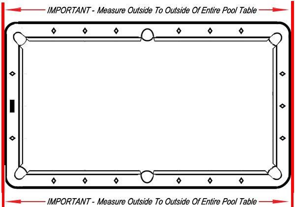 Top Pool Table Diagram - Itlabaoougblomboinfo \u2022