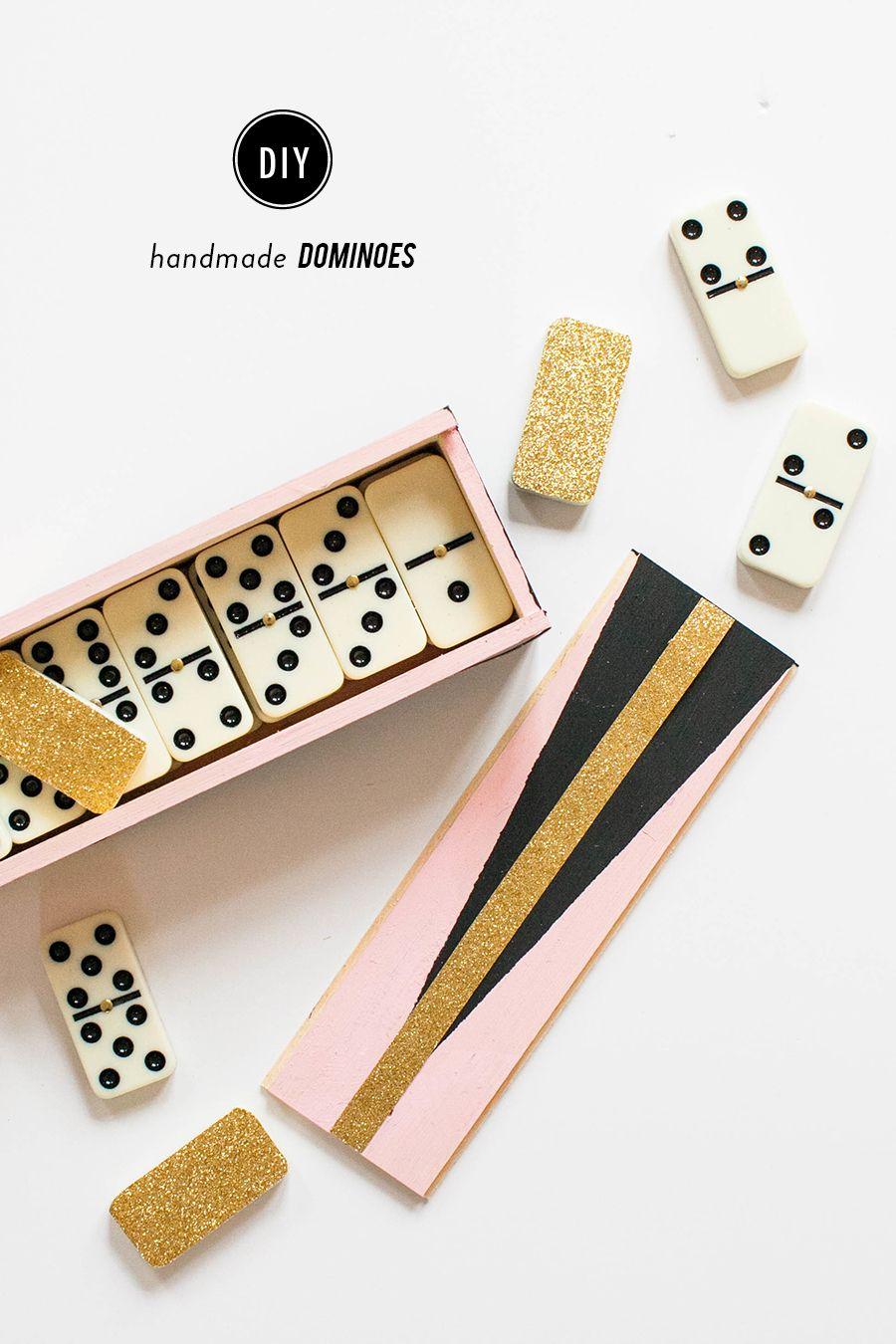 DIY - Handmade Dominoes