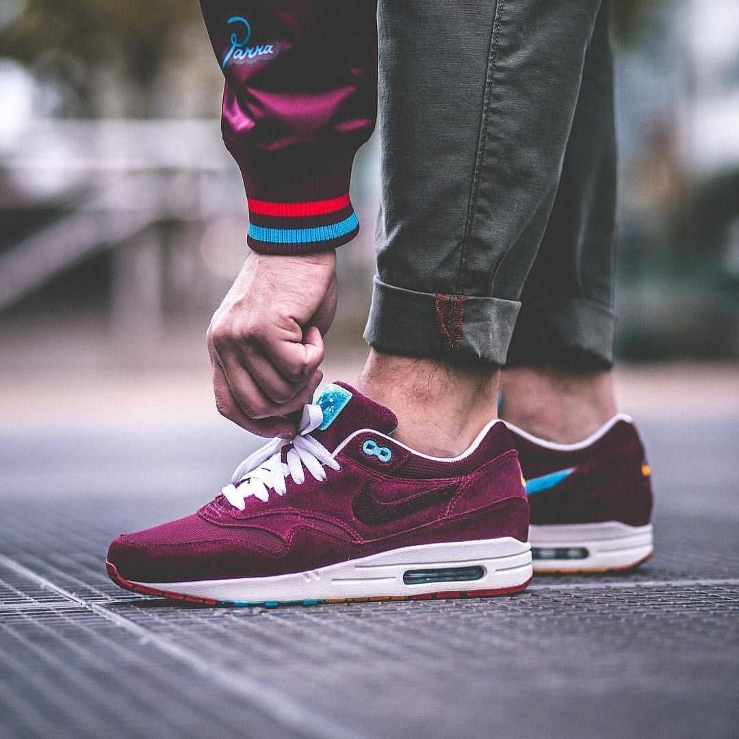 timeless design fb2d3 be0b9 Patta x Nike Air Max 1