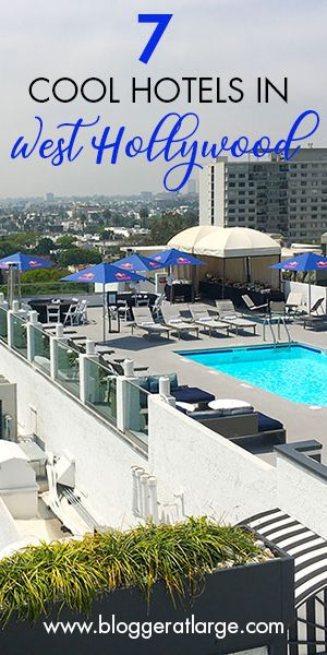 I've stayed in West Hollywood 7 times now, each time at a new hotel ranging from the hidden Charlie to the bold Andaz, the classic London and a bunch of apartment hotels on leafy streets. Here's my thoughts on each of them and why WeHo is worth staying in when you visit LA. #LosAngeles