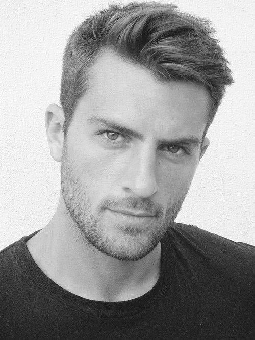 Short Hairstyles For Men Glamorous Top 50 Best Short Haircuts For Men  Frame Your Jawline  Pinterest