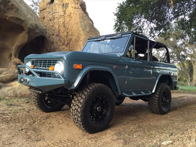 Early Vintage Classic Ford Broncos For Sale 1966 1967 1968