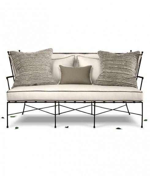 VERANO SOFA - SMALL - Formations | Small sofa, Garden sofa ...