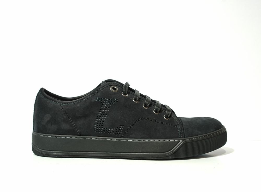 Lanvin Men S Black Suede Sneaker Skdbnl New In Box Fashion Clothing Shoes Accessories Mensshoes Casualshoes Ebay Link Sneakers Shoes Casual Shoes