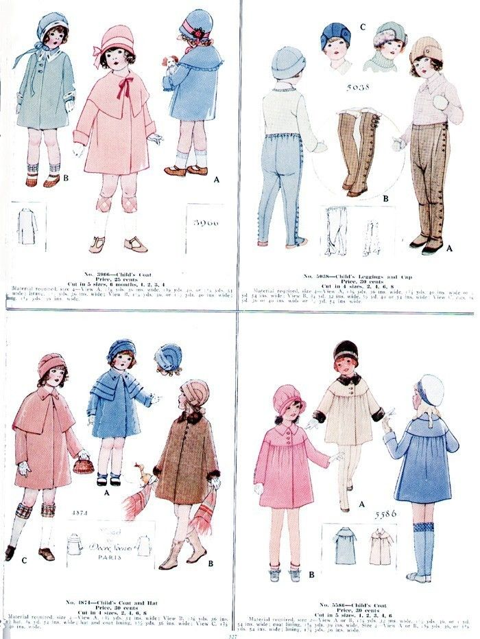 Vintage Children's Clothing Patterns I Love Pinterest Kids Amazing Children's Clothing Patterns