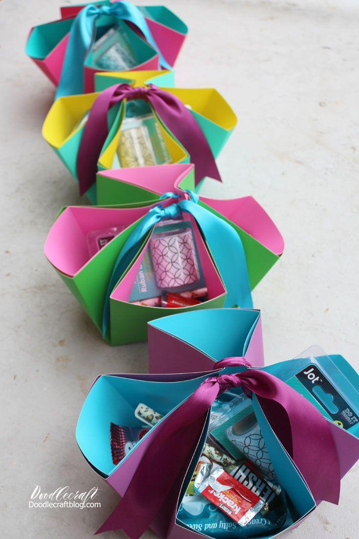 Easy Paper Basket Craft Tutorial Paper Basket Easter Paper