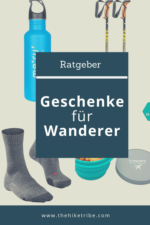 Geschenke für Wanderer und Outdoor Freunde: Hier findest du