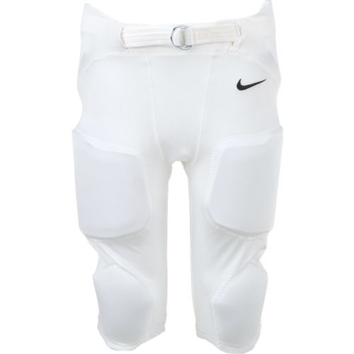 Nike Boys  Recruit Integrated 2.0 Football Pant White - Football Apparel 415316fb5d46