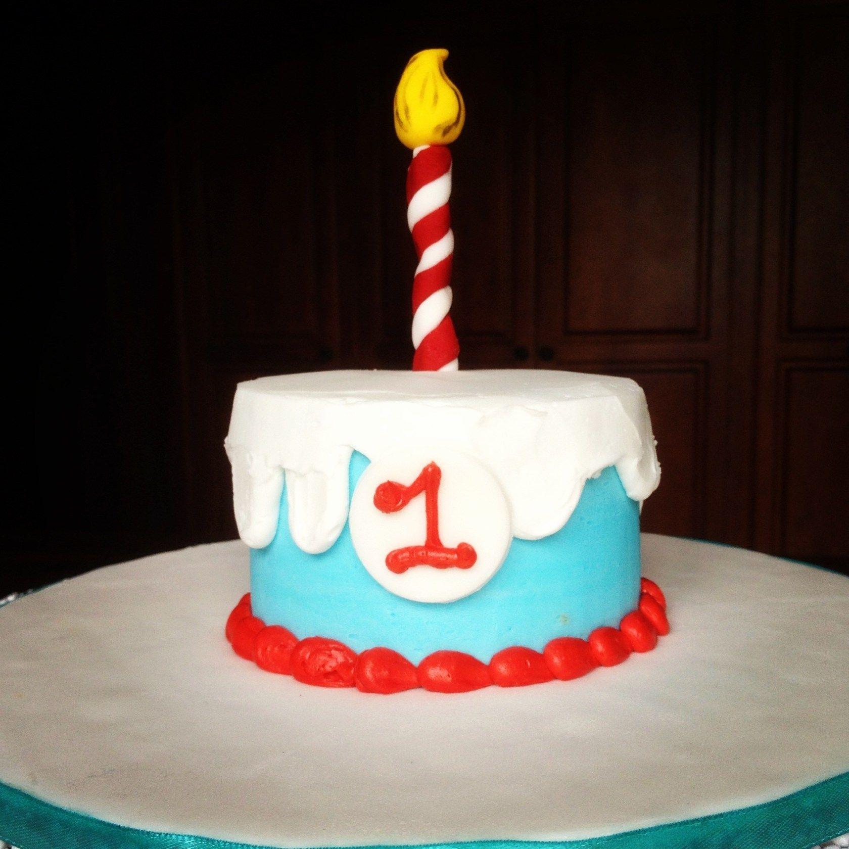 Photo of Dr Seuss Birthday Cake Dr Seuss 1st Birthday Cakecentral – davemelillo.com