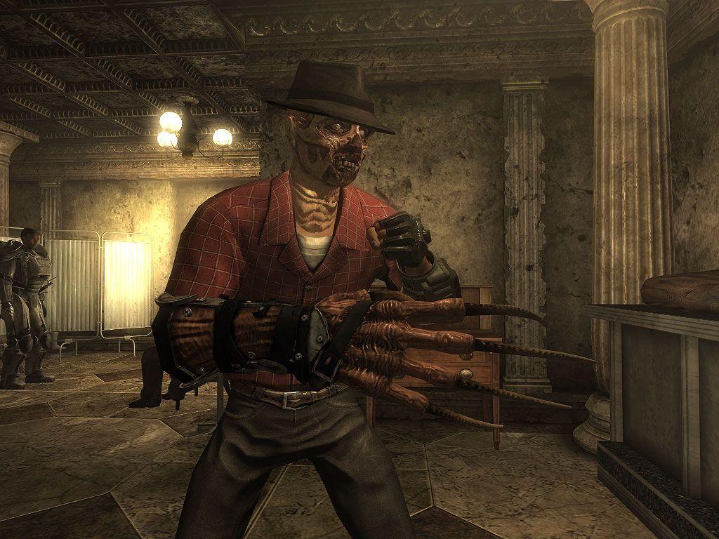 Freddy Krueger In Game Freddy Krueger Elm Street Character