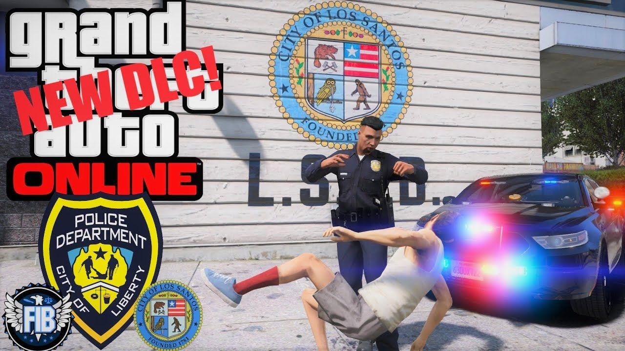 NEW GTA 5 DLC HEIST 2019 & 2020 COPS N CROOKS UPDATE