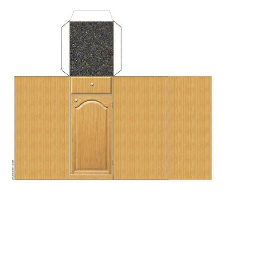 Paper65 hkkarine1 picasa web albums maison de poup e poup es de papier maison en carton - Gabarit maison en carton ...