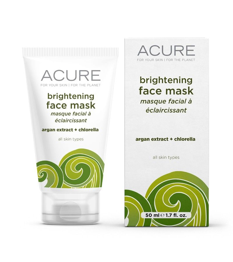 Brightening Face Mask Brighten Up Your Day With The Power