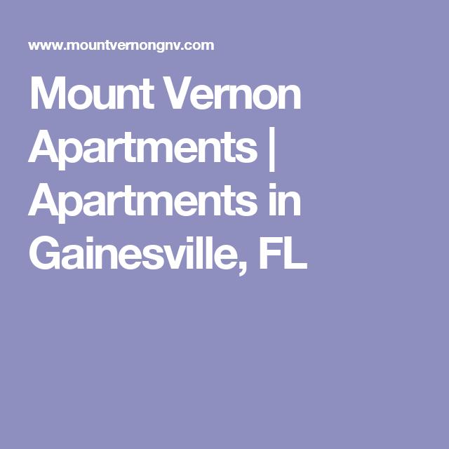 Mount Vernon Apartments | Apartments In Gainesville, FL