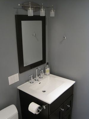 without a doubt: renovation reveal: upstairs bathroom