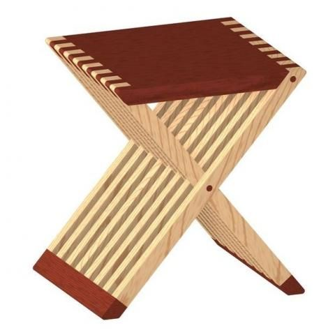 Stool End Table Katarina Plan Wood Projects