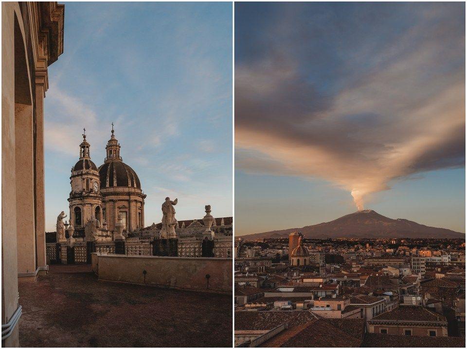 Photo Mt. Etna Christmas Eve 2020 Mount Etna's Christmas Eve Eruption | Sicily in 2020 | Etna
