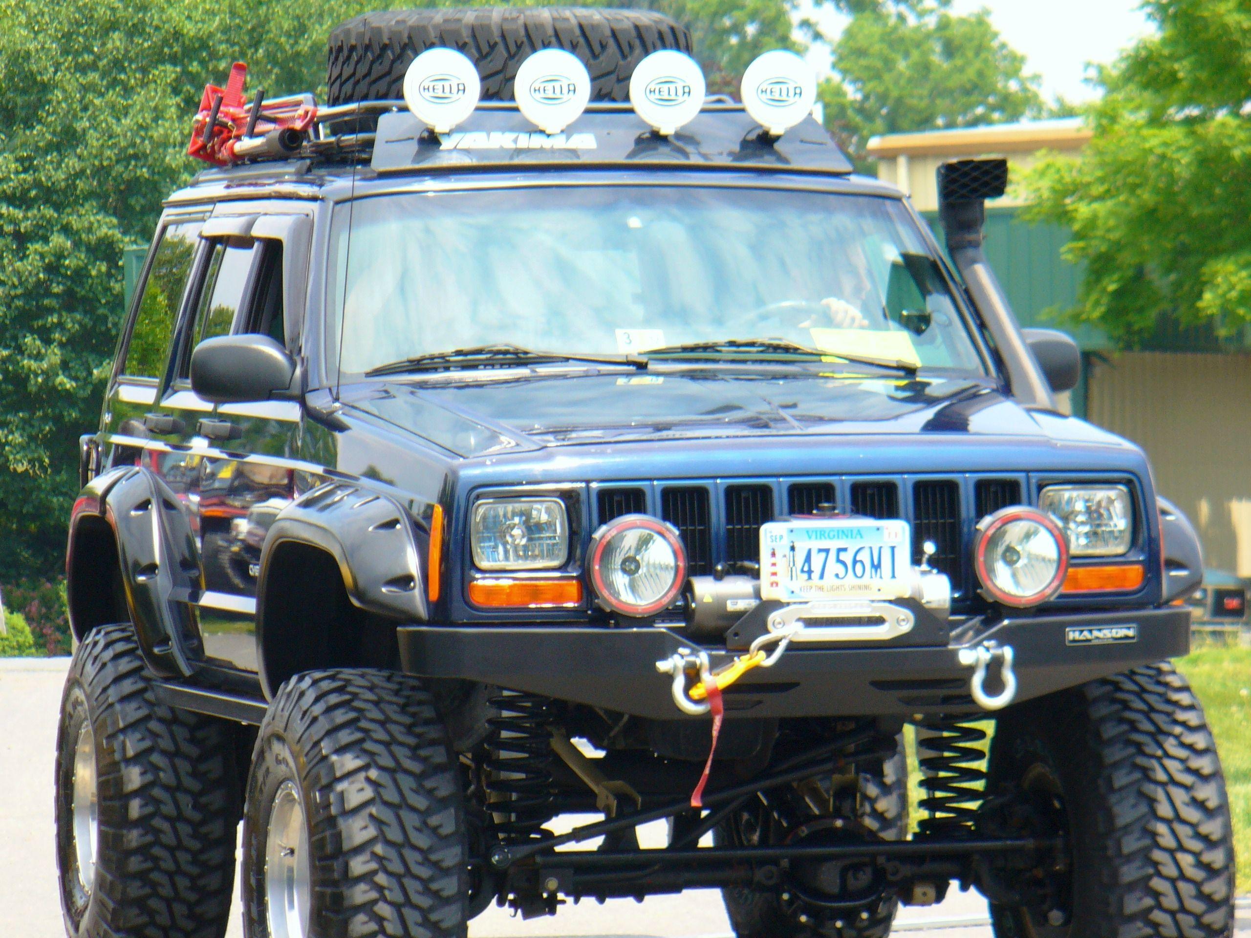 "Jeep Cherokee XJ ""The Works!"" Jeep cherokee, Jeep images"