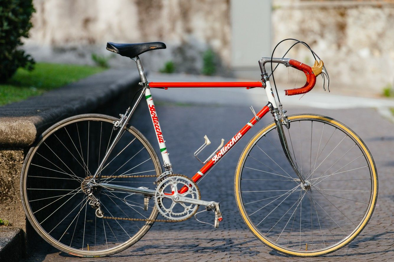 As Is Early 80 S Bottecchia Road With Campagnolo Road Bike Vintage Bicycle Bike Ride