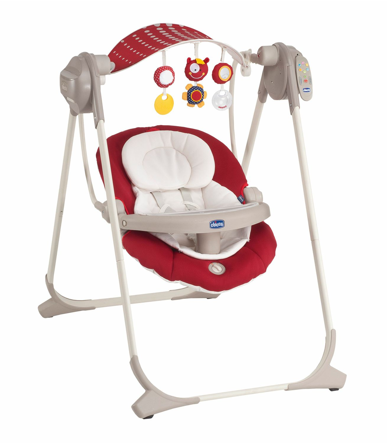 Chicco polly swing up red kiddicare nicu pinterest