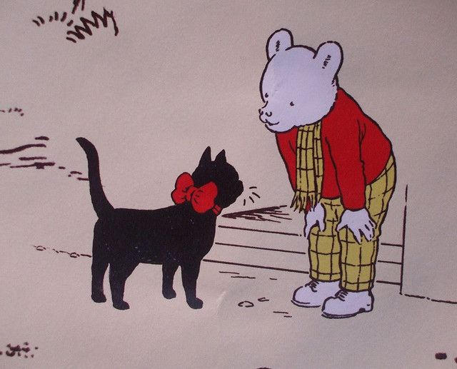 Rupert & Blackie