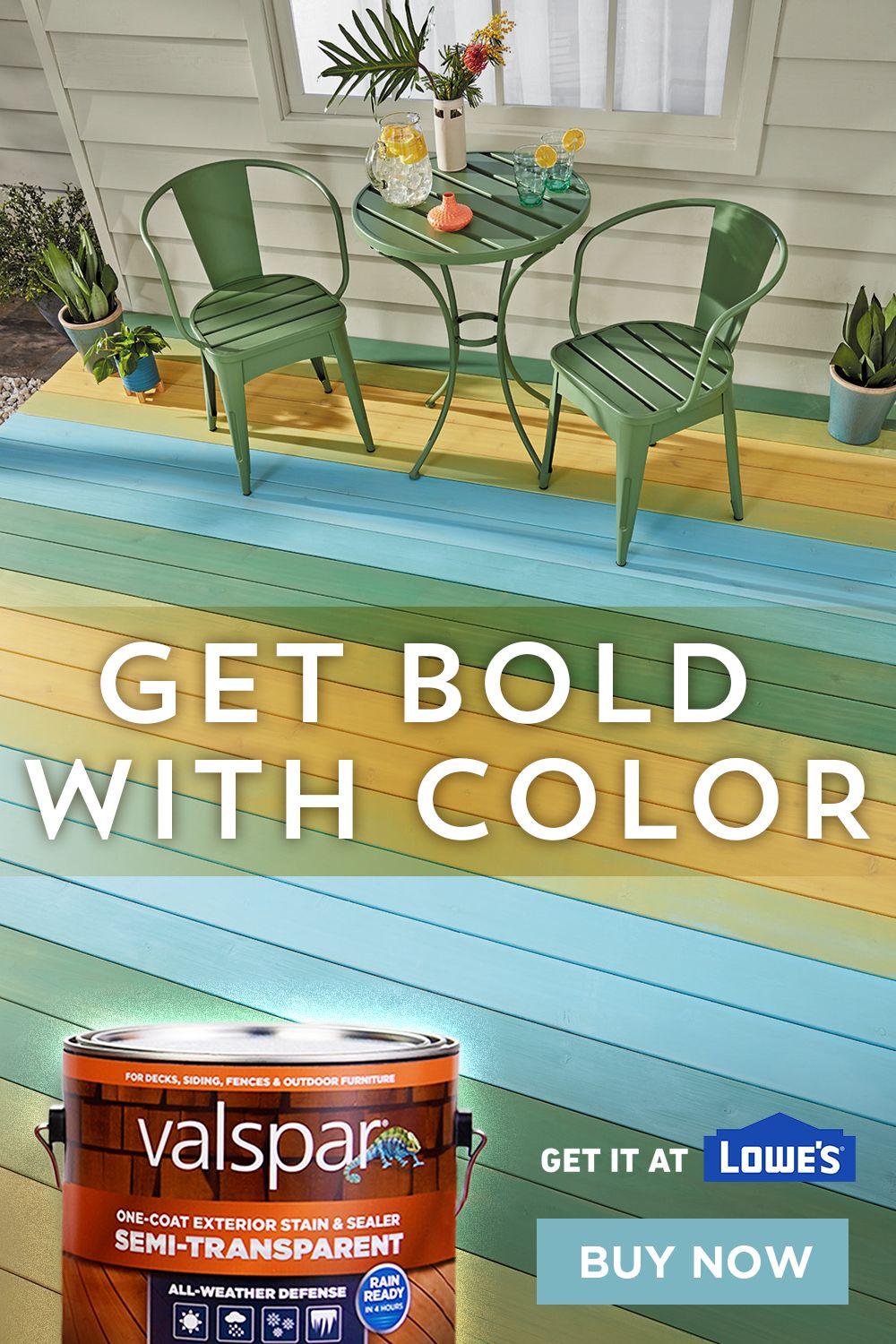 Looking For The Best Exterior Stain Look No Further Than Semi Transparent Valspar Stain It Provides All W Outdoor Wood Stain Exterior Stain Diy Outdoor Decor