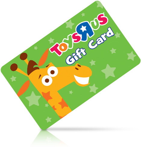 We Can Use Toys R Us Gift Cards To Purchase Birthday Gifts For