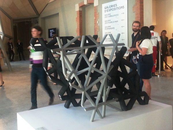 3ders.org - Architetto, Voxeljet creare ultra-calcestruzzo ad alta prestazioni utilizzando la stampa 3D | Stampante 3D News e Notizie stampa 3D