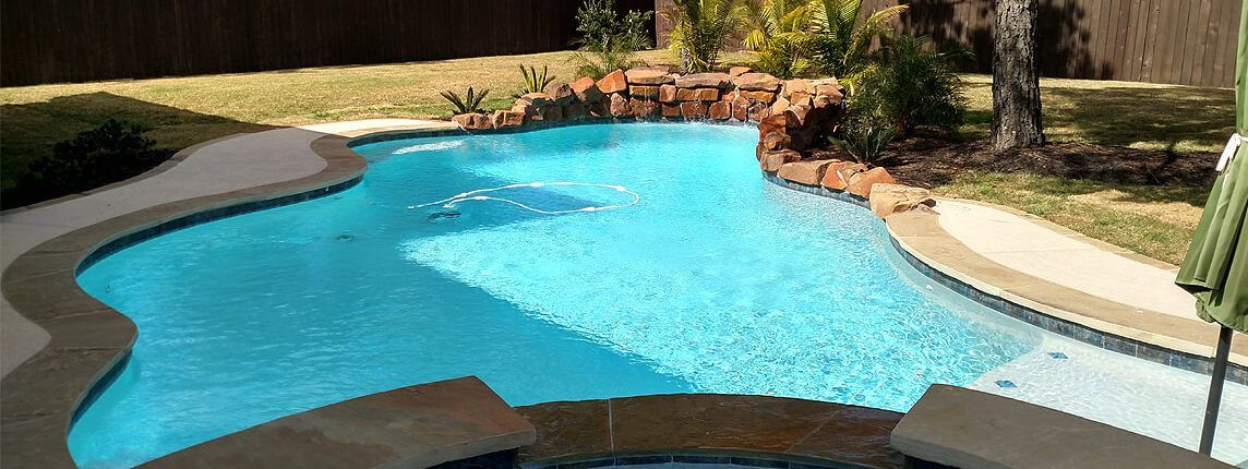 Photo Gallery | Swimming pool designs, Gunite pool, Inground pool ...