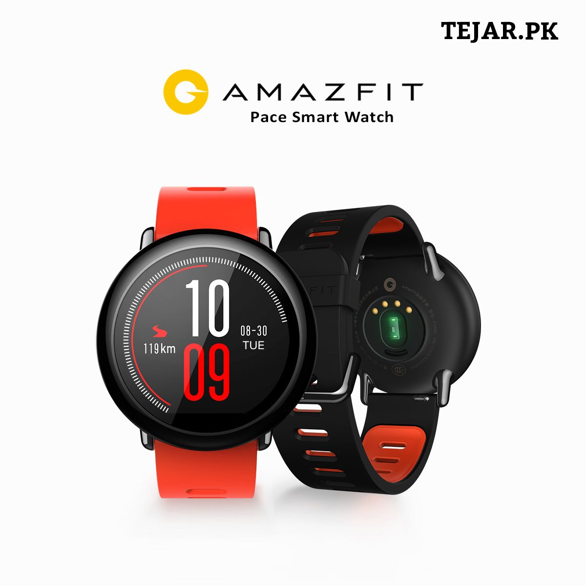 Amazfit pace is our gpsenabled sports smartwatch with 5