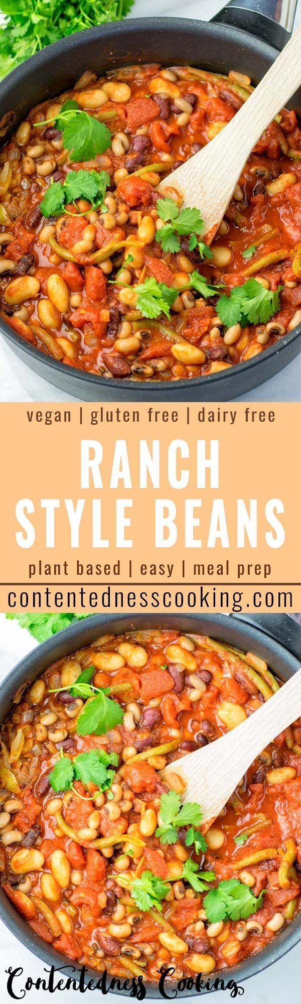 Style Beans These homemade Ranch Style Beans are are made with four kinds of beans to create the perfect texture. Super easy to make in one pot, crockpot ready, and seriously so easy plus delicious! Naturally vegan, gluten free once you've tried it, you want coming back for in no time.The...