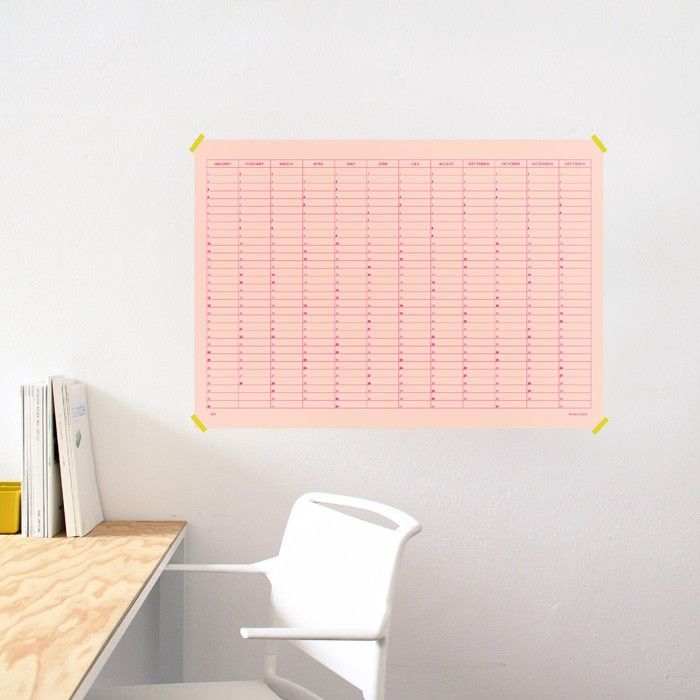 Found4you snug studio memo din a1 wandkalender 2015 snug studio artikel
