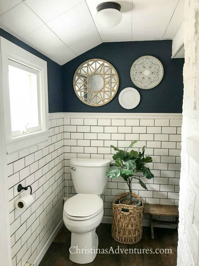 Benjamin Moore Hale Navy: The Best Navy Blue Paint Color | The Harper House