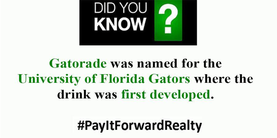 Did you know florida home florida university of florida